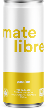 Load image into Gallery viewer, Mate Libre Passion (8x 250ml)