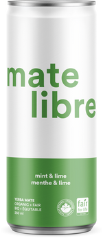 Load image into Gallery viewer, Mate Libre Mint & Lime (12x 250ml)