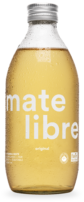 Mate Libre Original (24x330ml) / COMMERCIAL