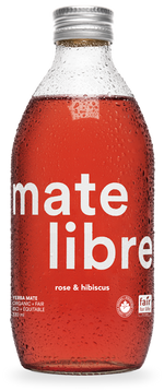 Load image into Gallery viewer, Mate Libre Rose & Hibiscus (12x 330ml)
