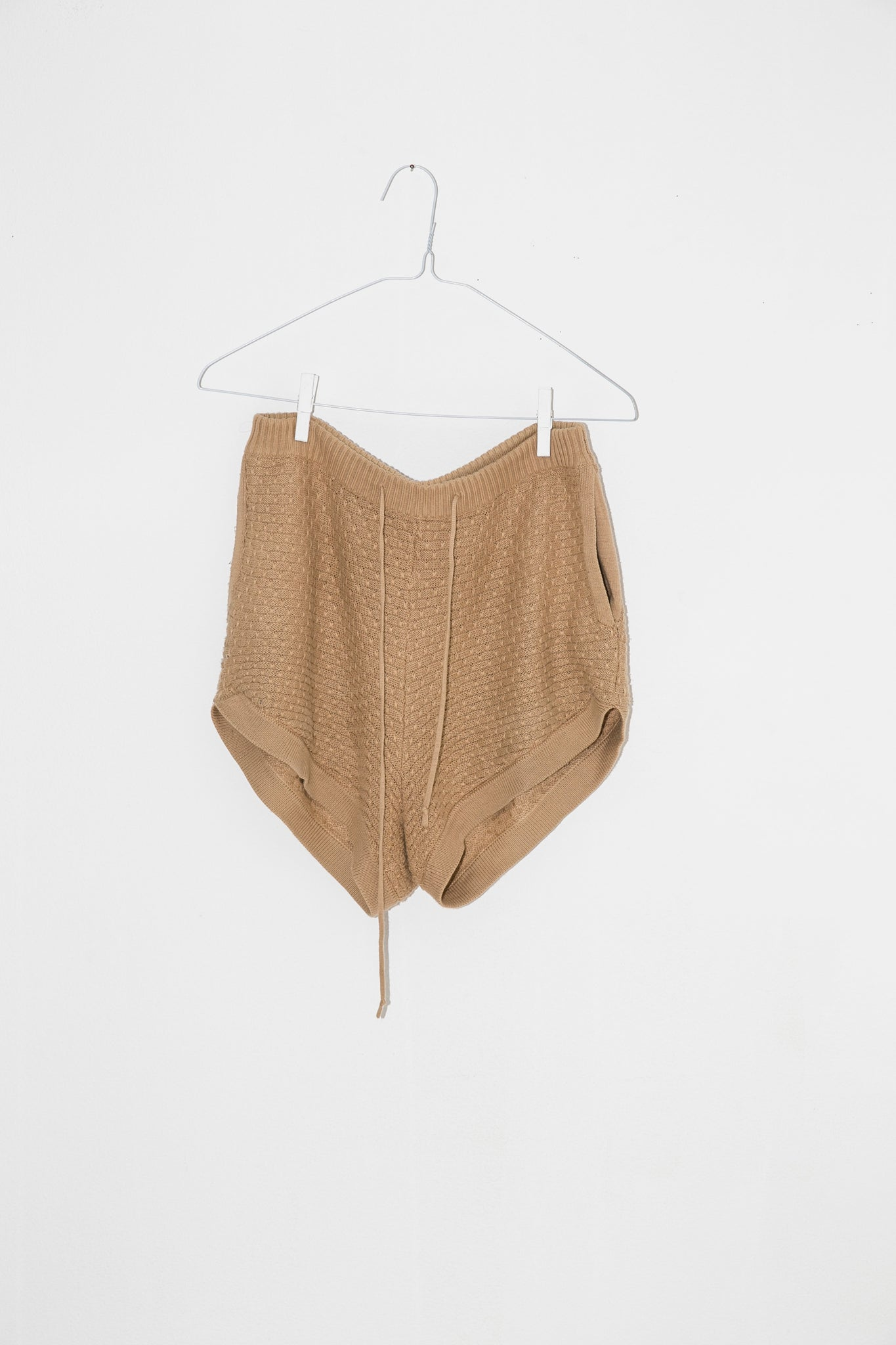 Brickstitch Boxer Short in Camel
