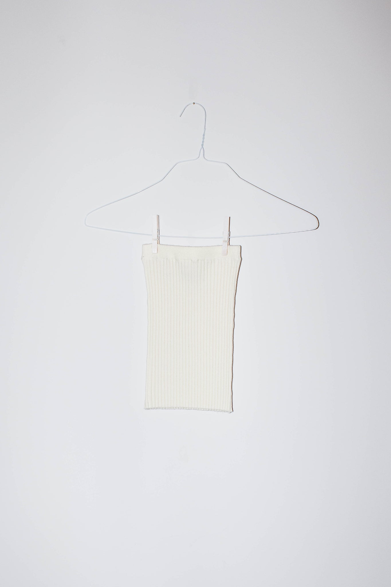 NONNA Tube Top in Ivory