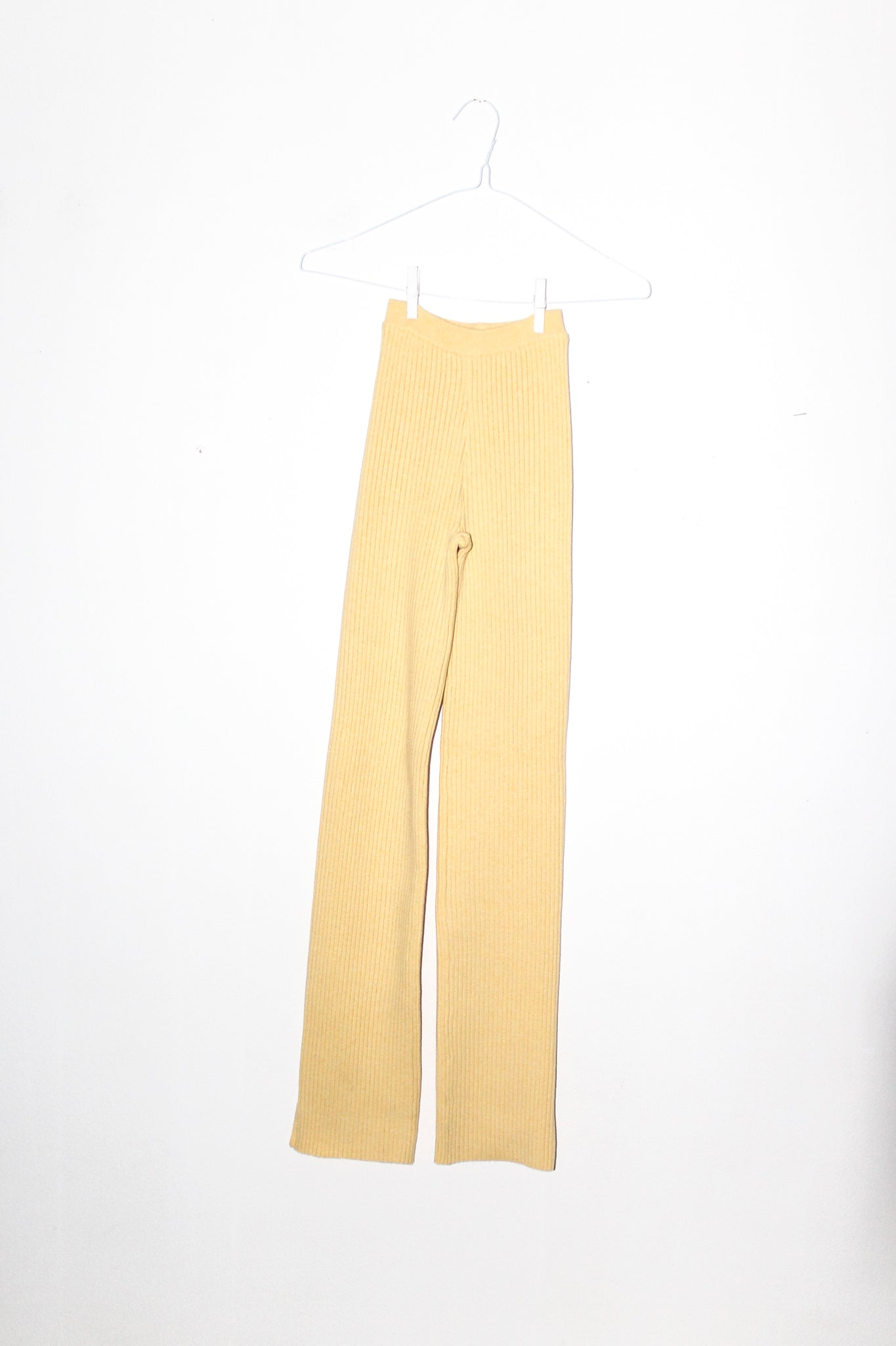 NONNA Pants X-Long in Chamomile