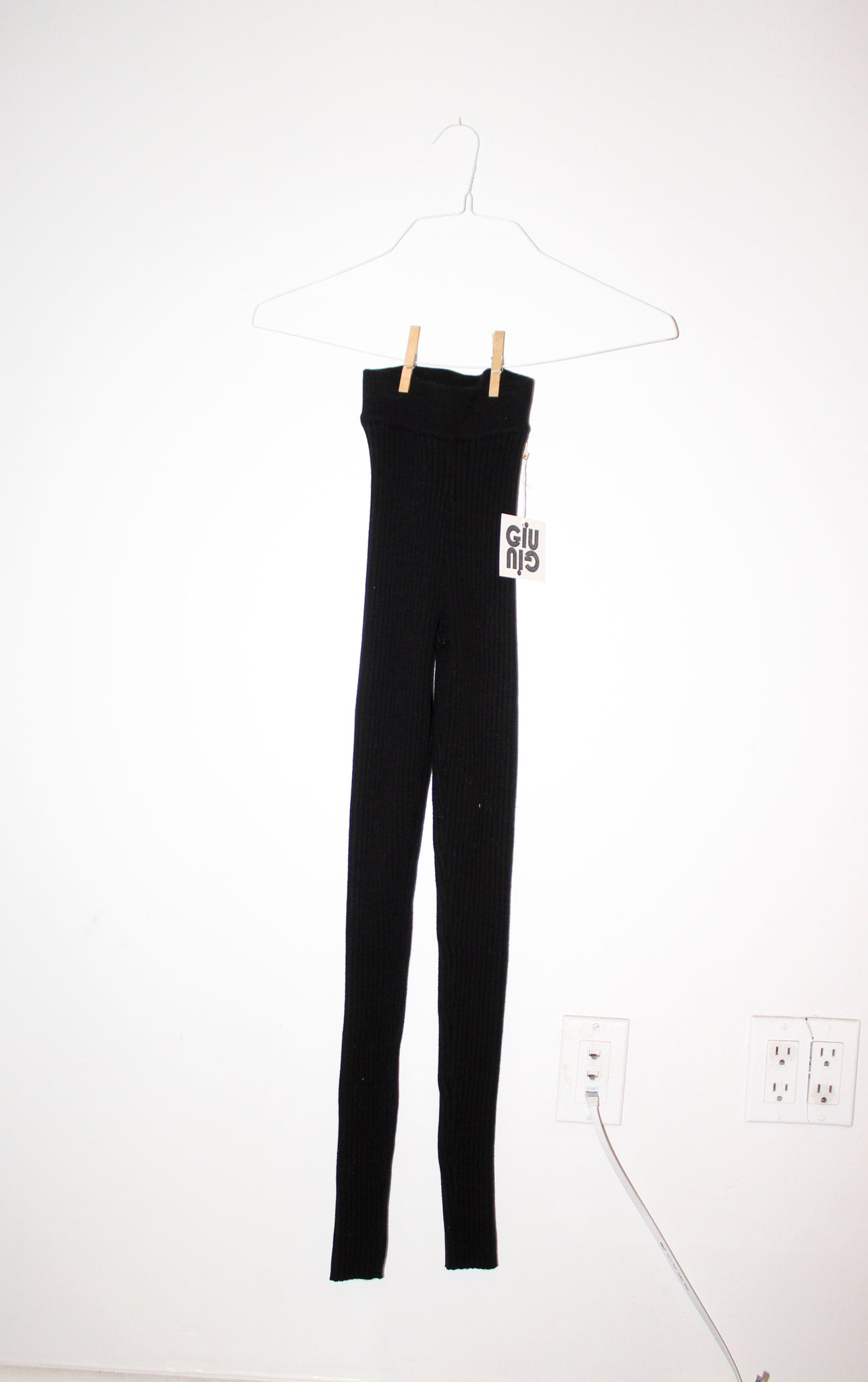 NONNA Legging in Onyx