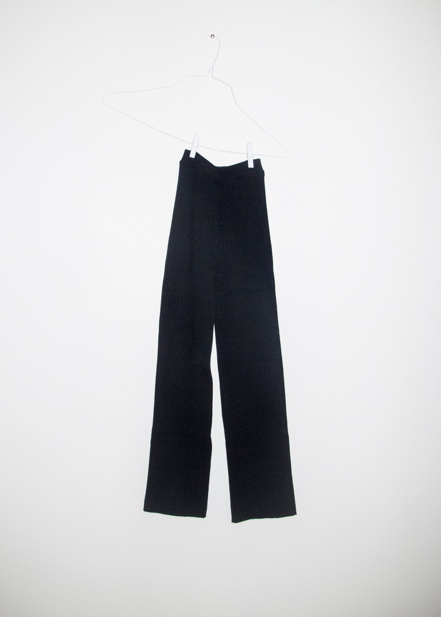 NONNA Pants in Onyx