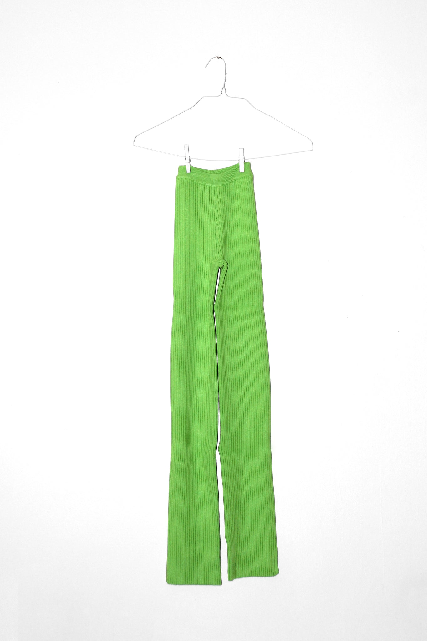 NONNA Pants X-Long in Celery