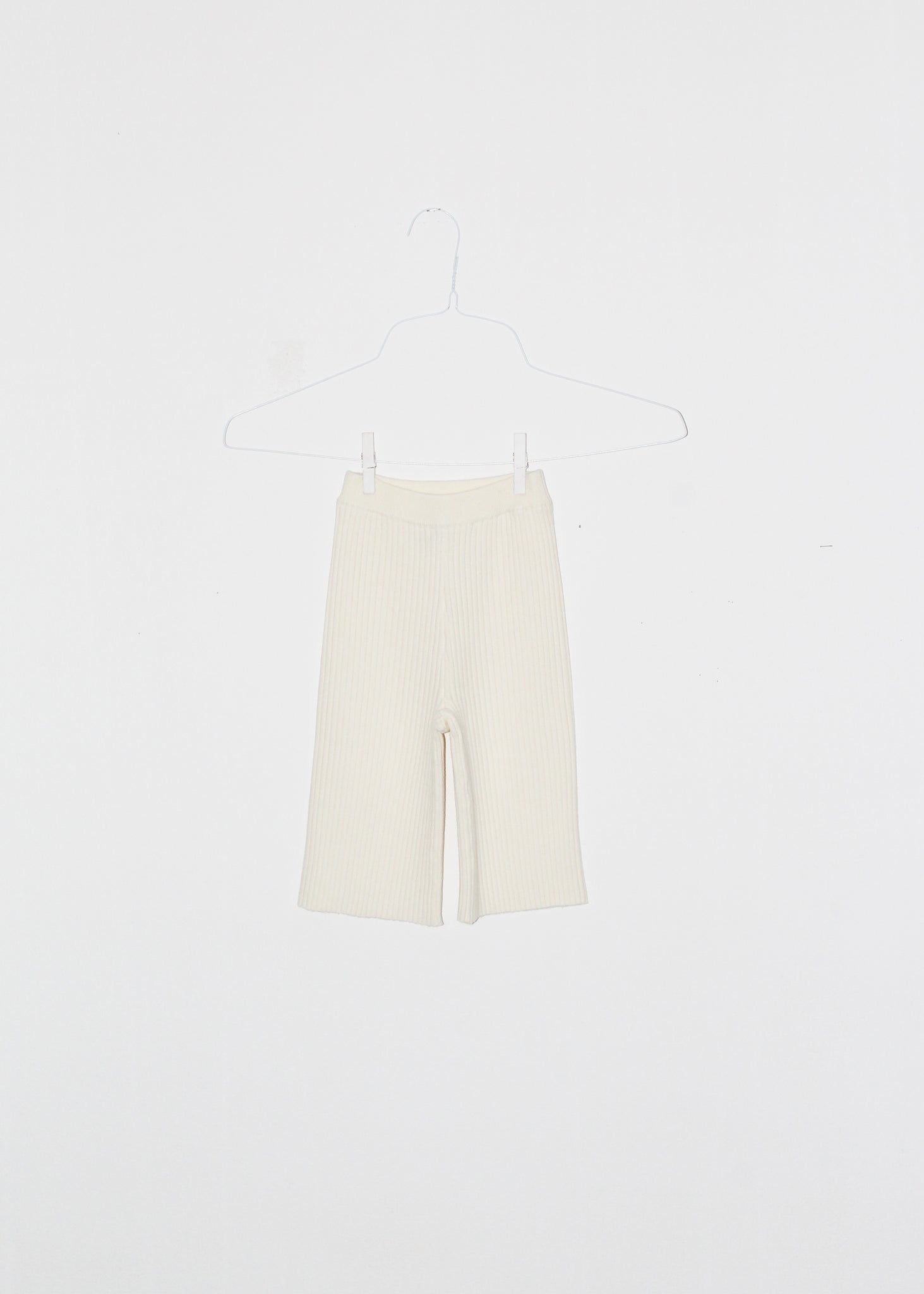NONNA Bike Short in Ivory