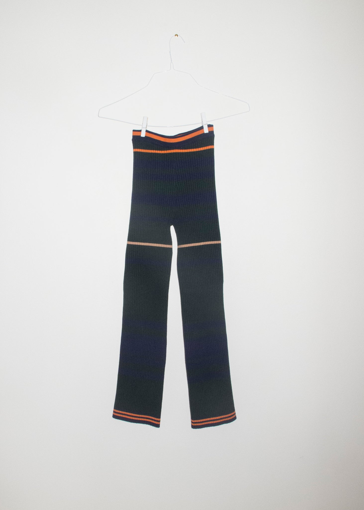 NONNA Pants in Engineered Stripe