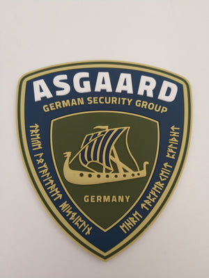"ASGAARD 3D-Rubber Patch ""Original"""