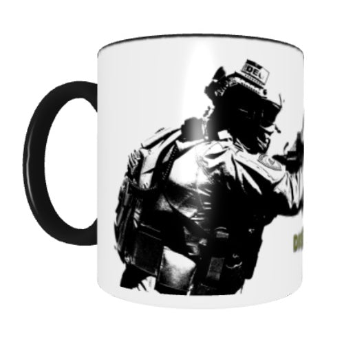 "Tasse ""Operator Crossing Swords"""