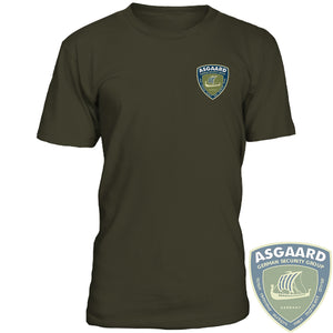 """Asgaard Hugin"" T-Shirt"