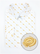 Men's Old Fashion - Donut Shirt