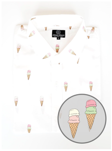 Men's Ice Cream Shirt