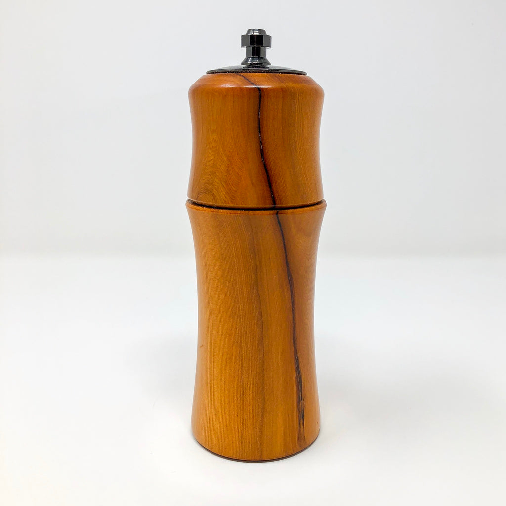 handcrafted pepper mill