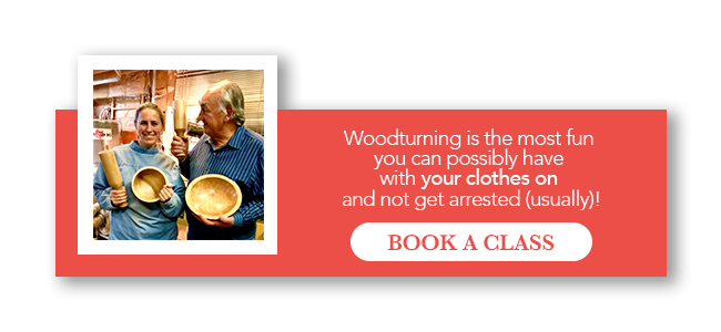 Woodturning Classes in Seattle