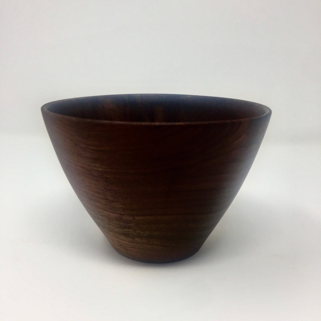 Black Walnut Snack Bowl