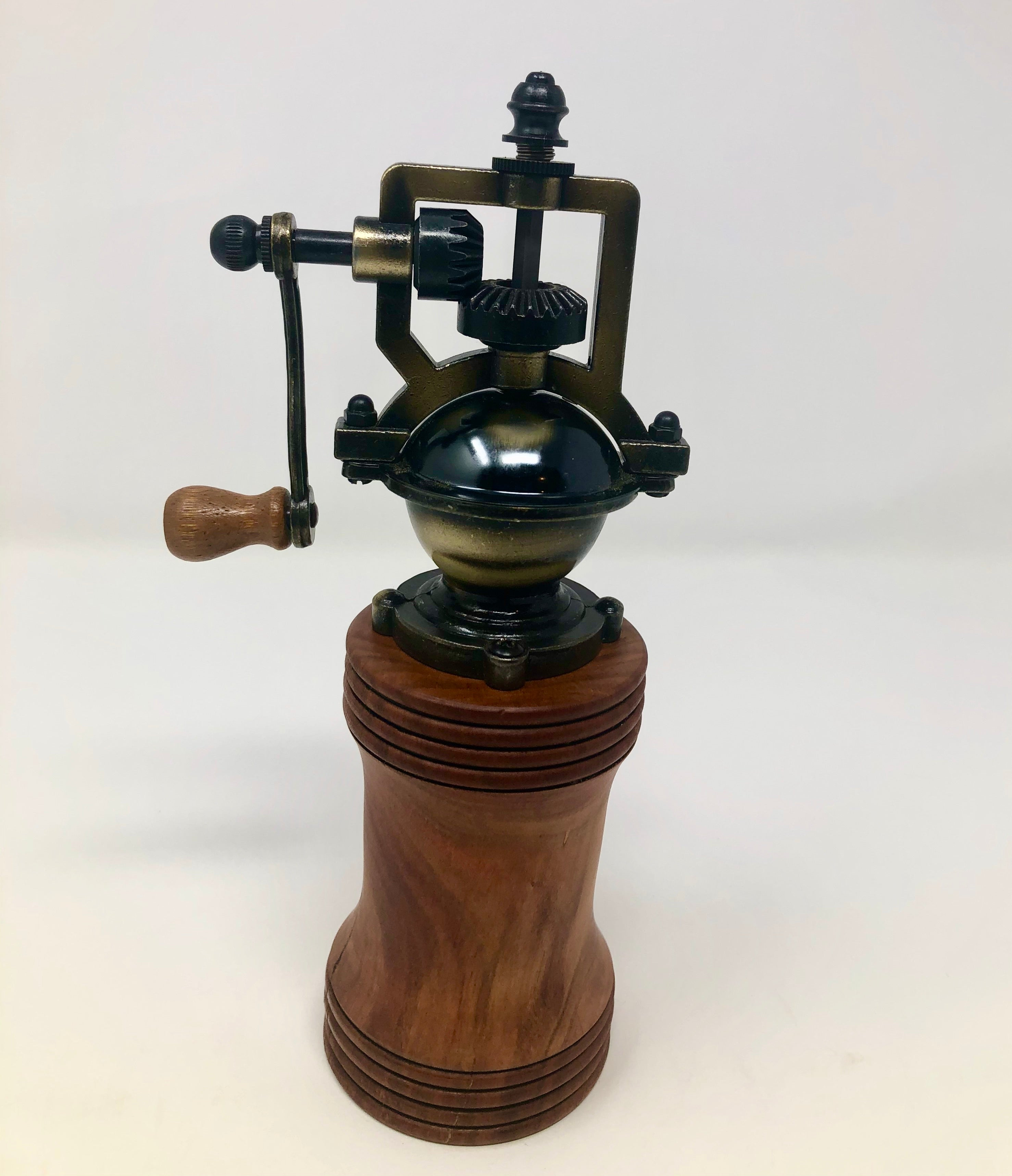 Antique-style Pepper Grinder