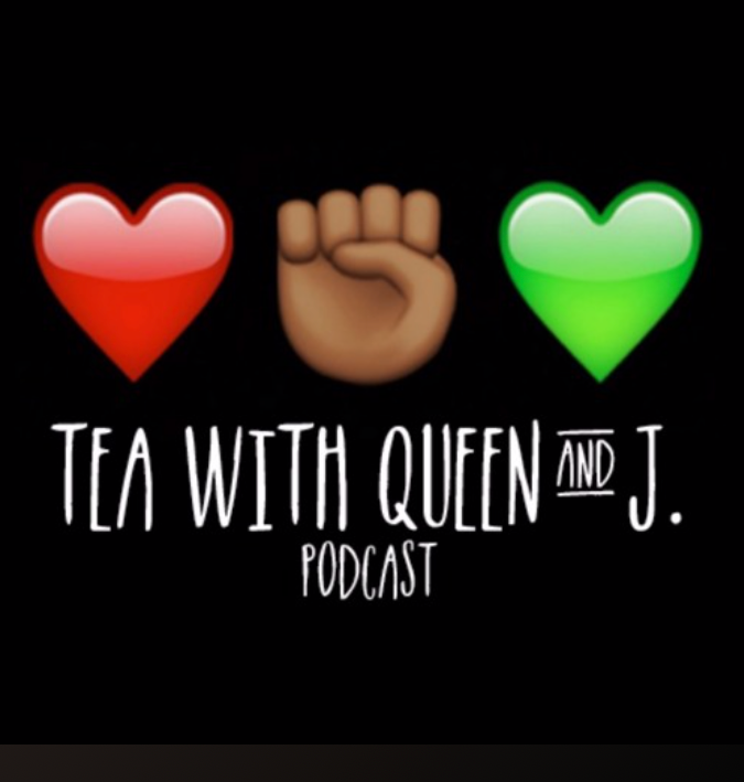 Love from Tea with Queen and J.