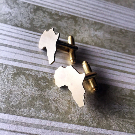 Africa Cuff Links - Arimas