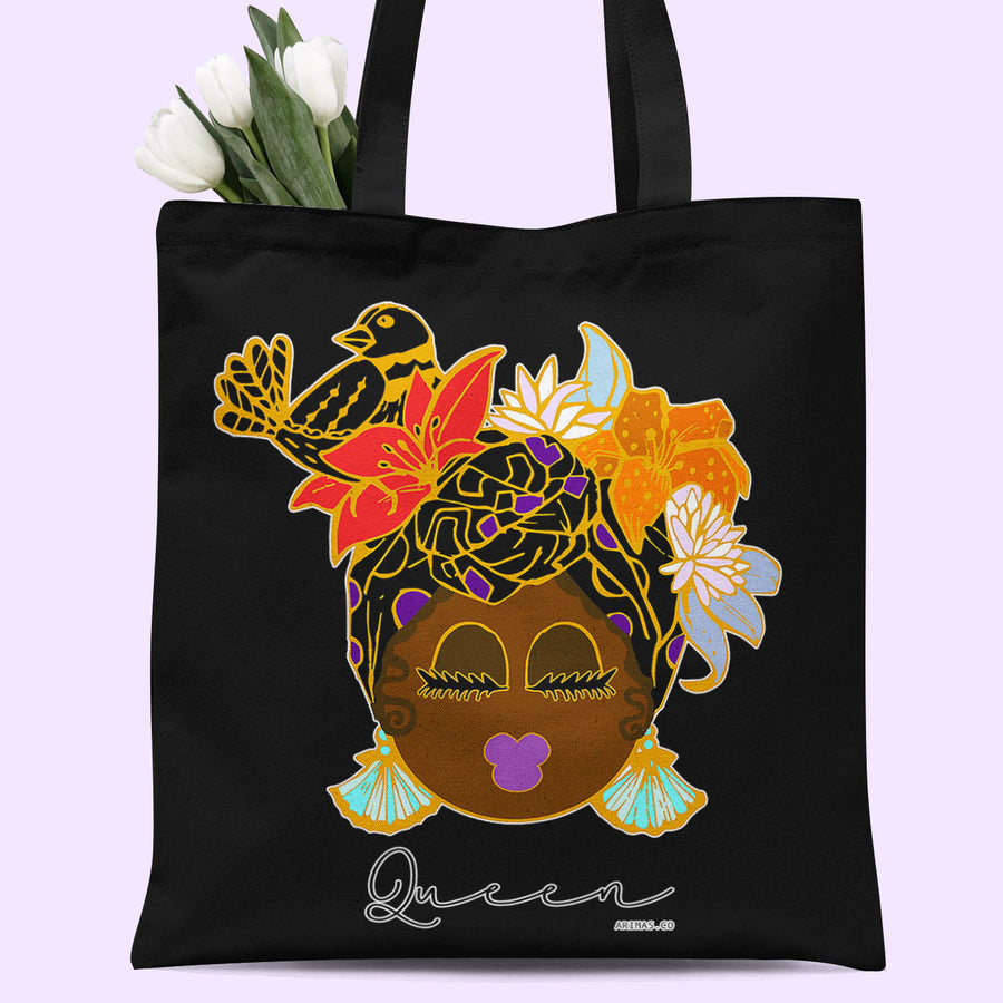 © Caribbean Queen Tote Bag - Arimas