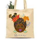 © Caribbean Queen Tote Bag