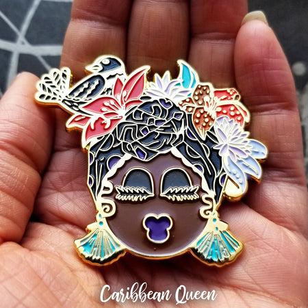 © Caribbean Queen Pin - Arimas