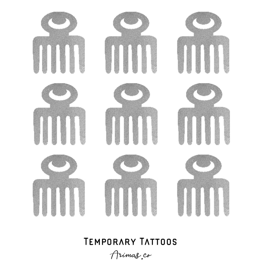 Duafe Tattoos (Quantity 15)