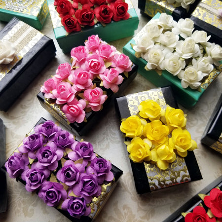 Roses Gift Packaging - Arimas