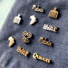 Tiny Statement Pins (Quantity 3) - Arimas