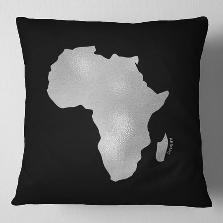 "Africa Decorative Pillow ( 17"")"