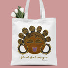© Bantu Knots Tote Bag - Arimas