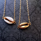 Cowry Necklaces - Arimas