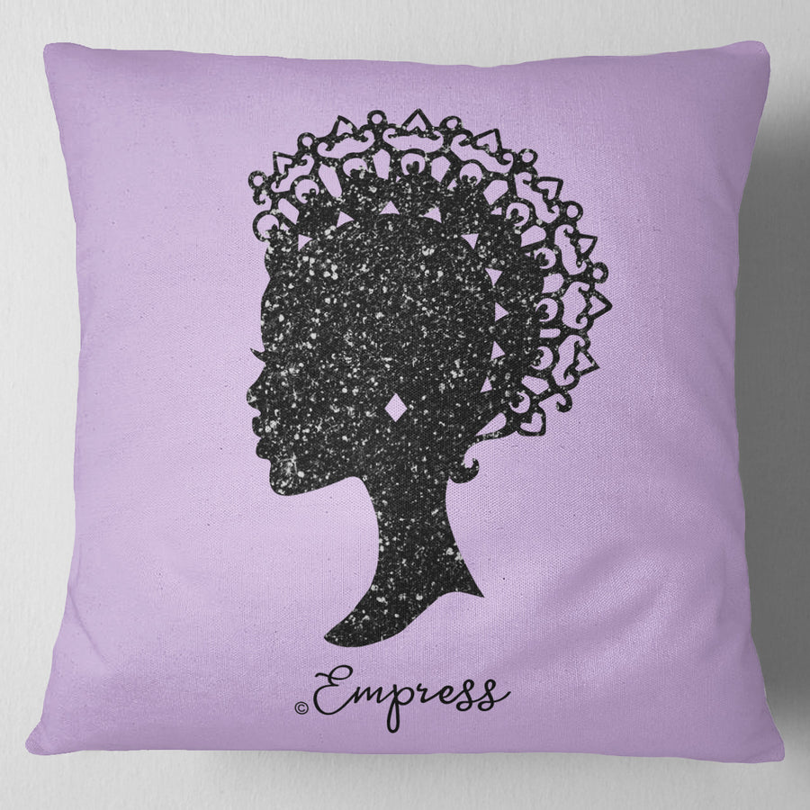 "© Empress Decorative Pillow ( 17"") - Arimas"