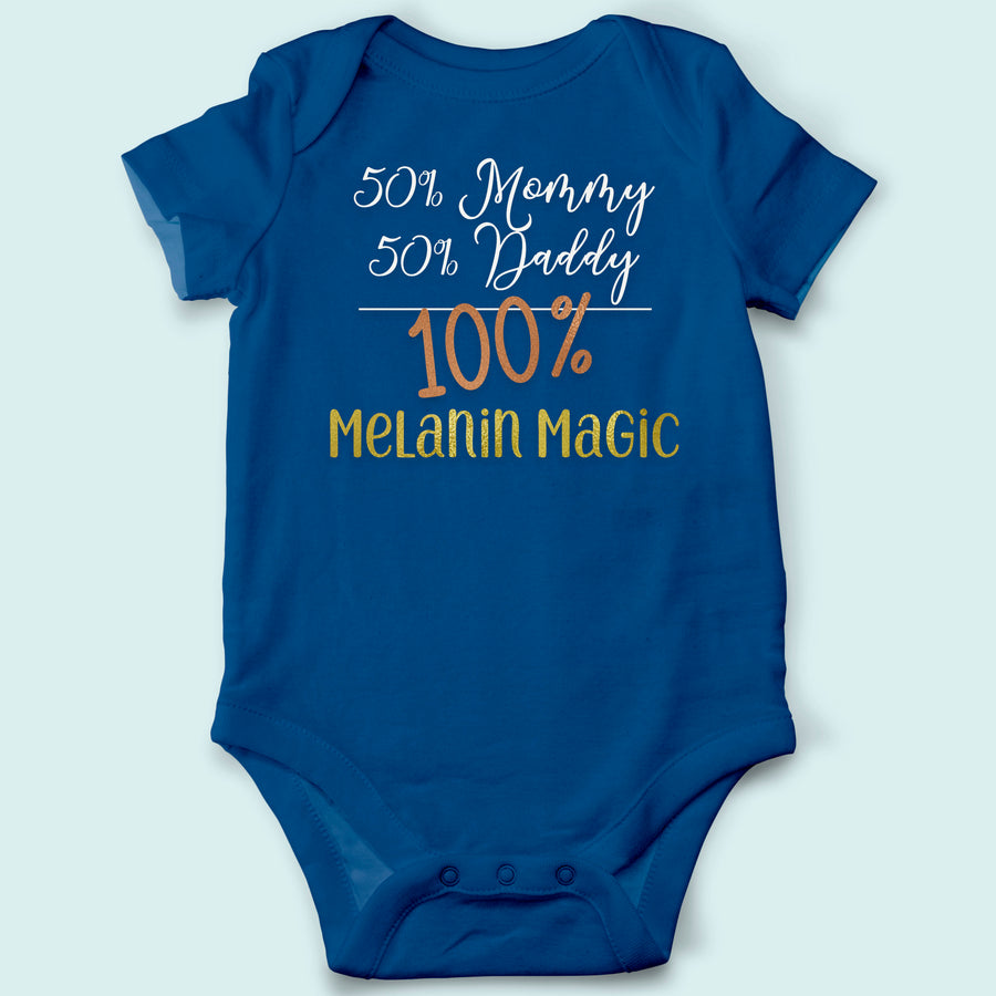 Melanin Magic Baby Onesies (2 Pack) - Arimas
