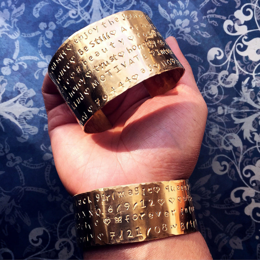 Kings Arm Cuffs - Arimas