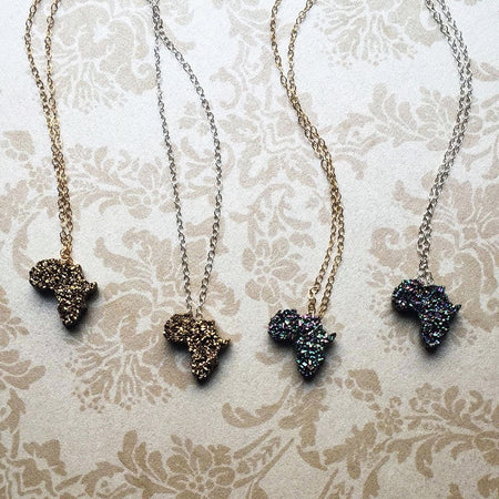 Sparkling Africa Necklaces