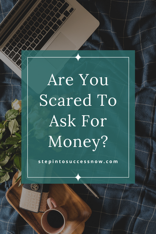 Are you a coach who is scared to ask for money or tell people how much you charge? Here are some tips