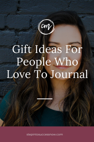 gift ideas for the people in your life who love to journal