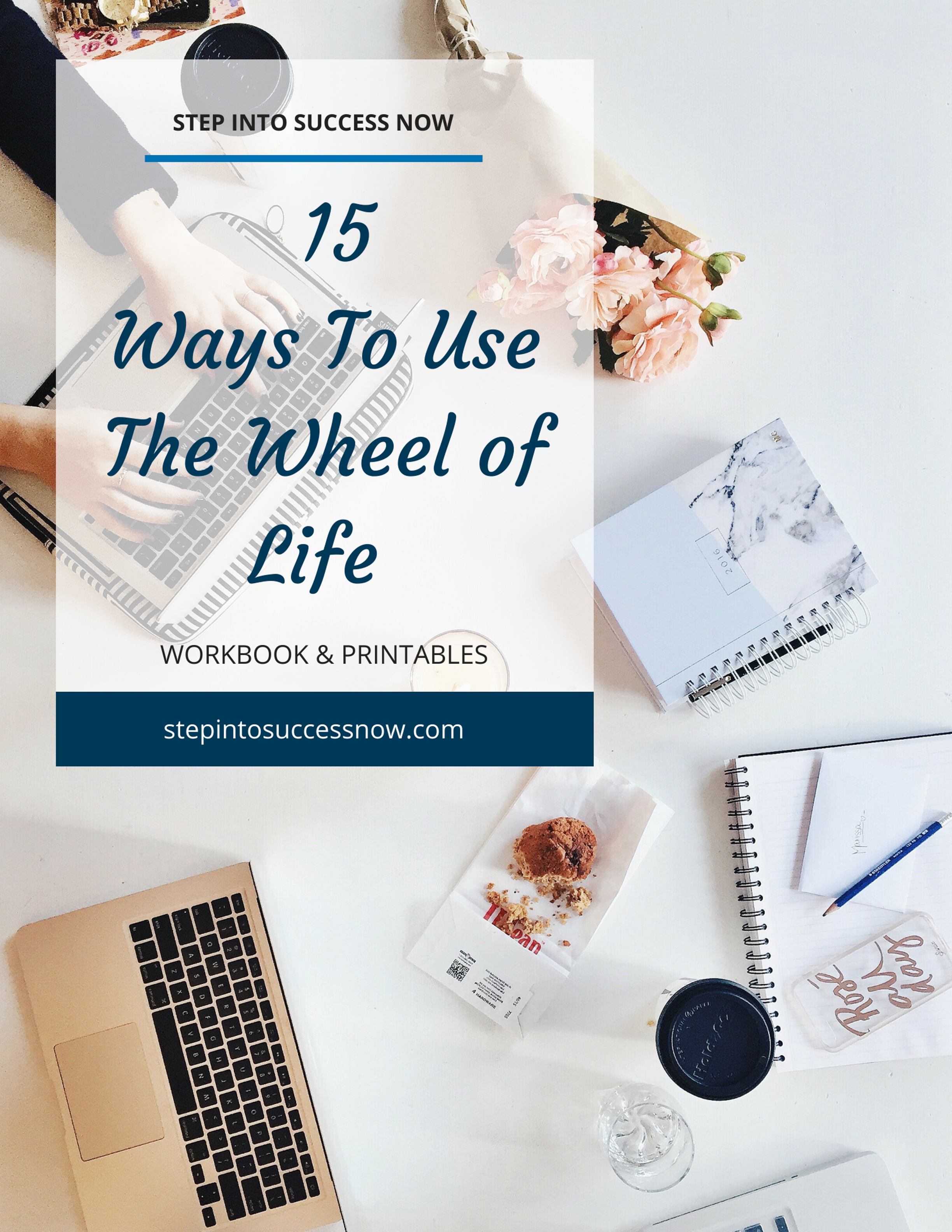 15 Ways To Use the Wheel of Life in Your Coaching Business: Guidebook and Printables