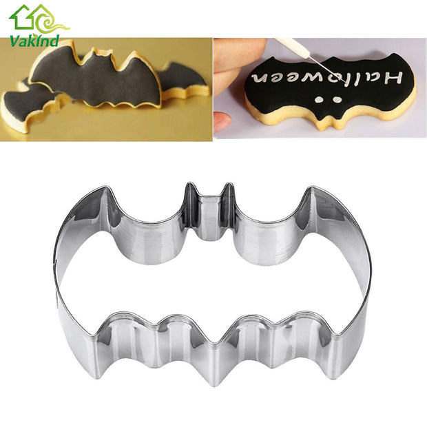 Batman Shape Cutter Tools Baking