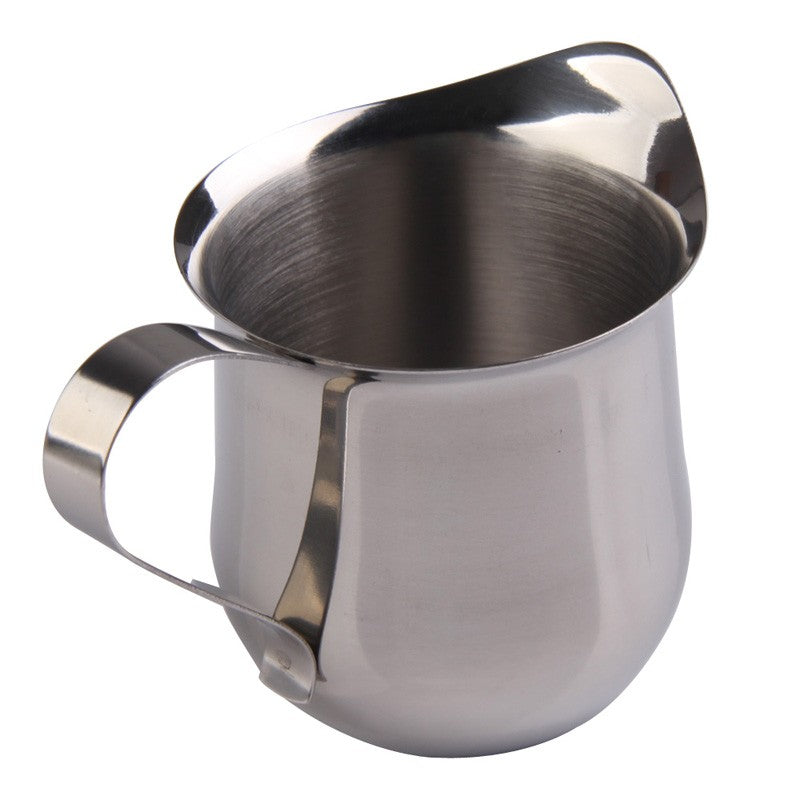 Stainless Steel Coffee Cream Milk Pot Refractory Kitchen Accessories 3OZ/5OZ/8OZ