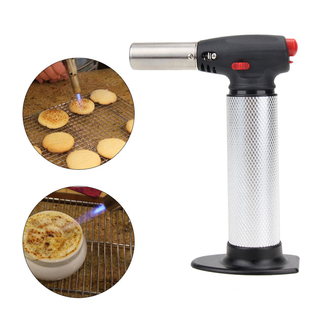 Soldering Flame Cook BBQ Accessories Micro Blow Torch