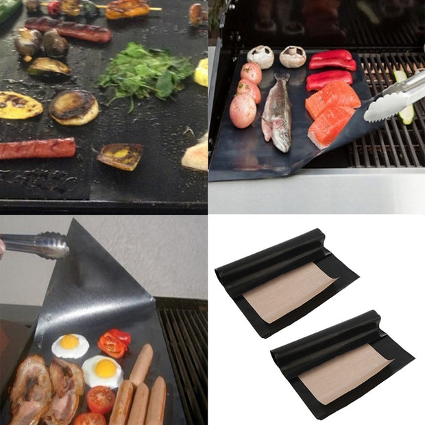 Reusable Non-stick Surface Pad Barbecue