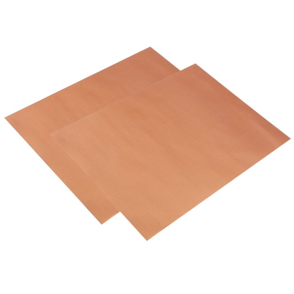 Copper Grill and Bake Mats  2 pack