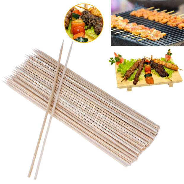 Bamboo Barbecue Wood Sticks