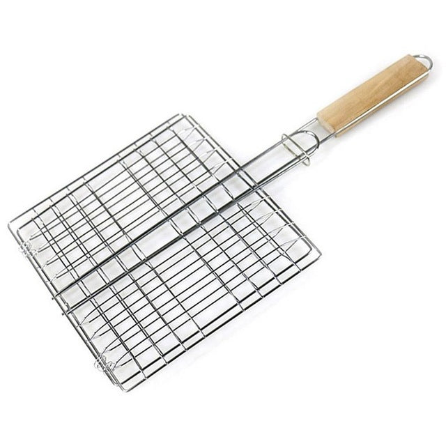 Shovel Bread Meat Vegetable Clamp BBQ Tools