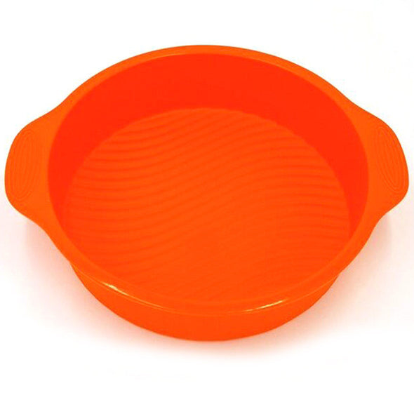 Round Shape  Tray Baking