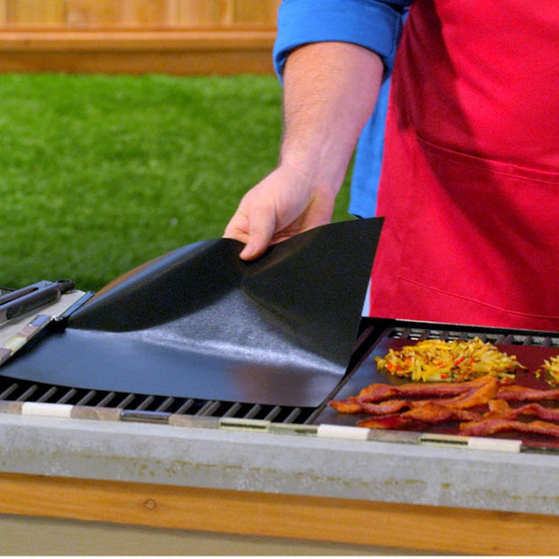 Reusable BBQ Grill Mat Easy to Clean