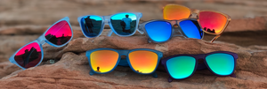 Sunglasses for runners. Wayfarer polarized sunglasses for women/men