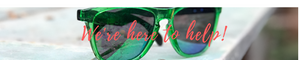 Tierra Sunglasses - contact us